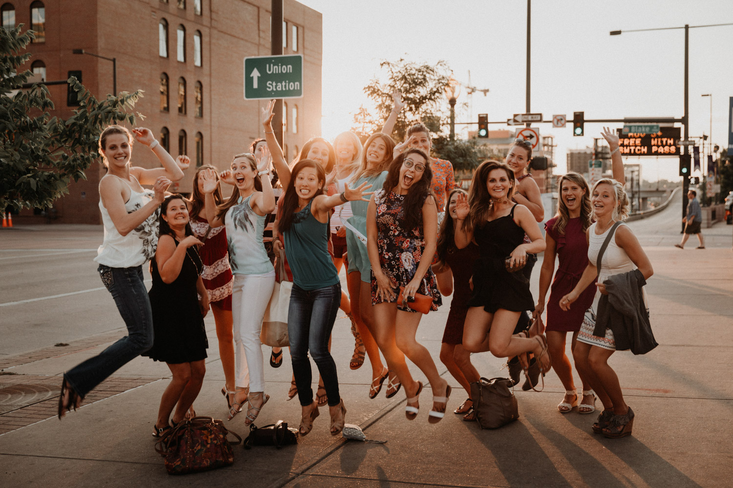Tabitha Roth Schweizer Hochzeitsfotografin  USA Colorado destination wedding outdoor Bachelorette party