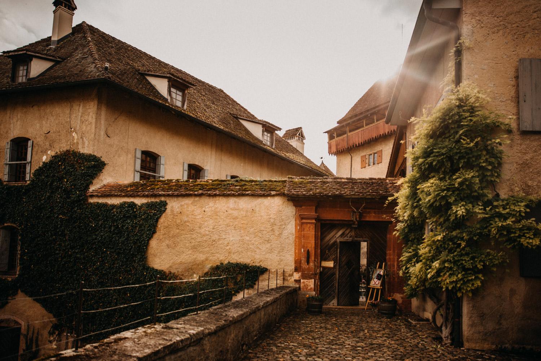Hochzeitsfotografie Basel Schweiz Schloss Wildenstein