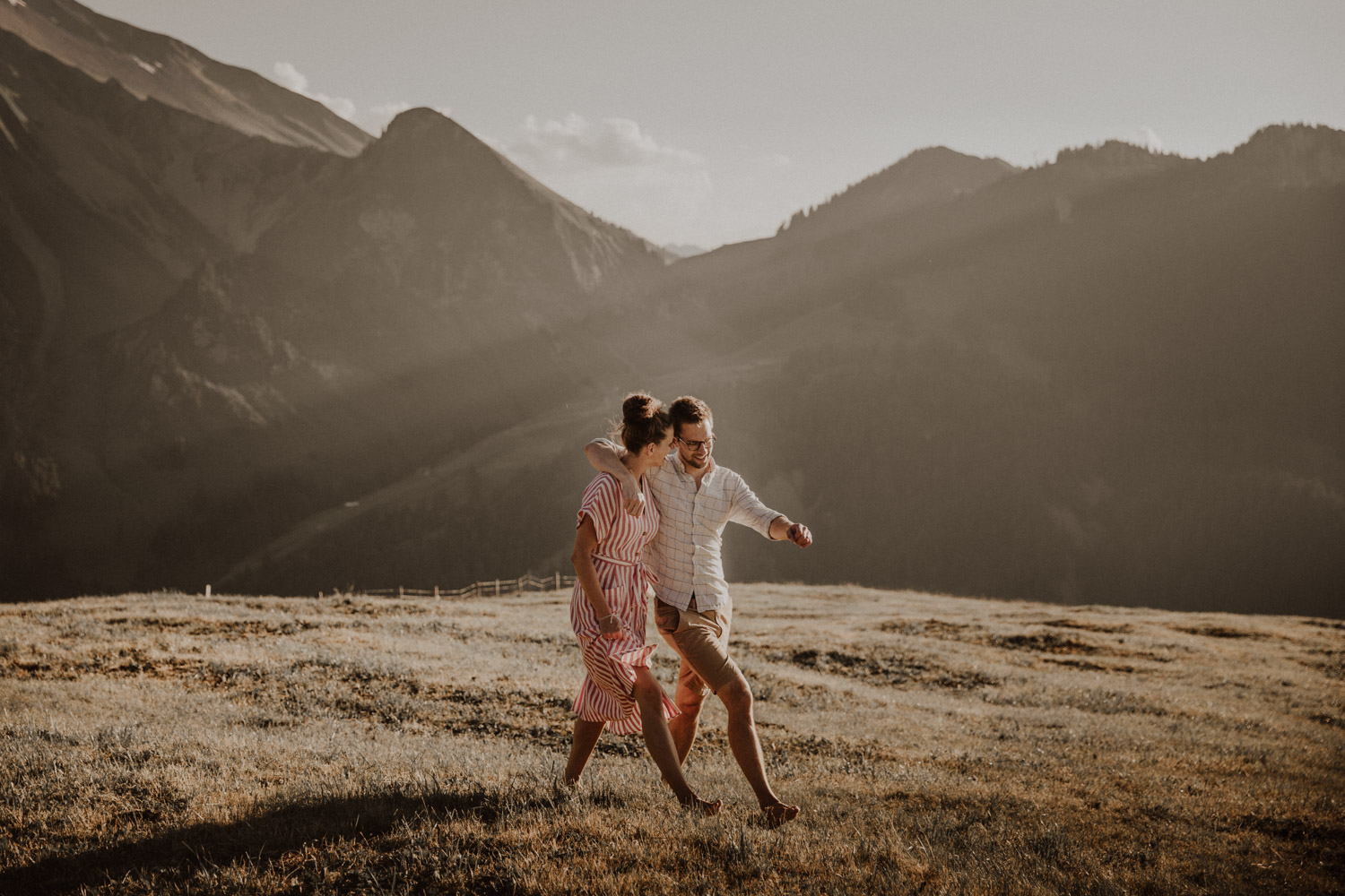 Elopement Photographer Switzerland