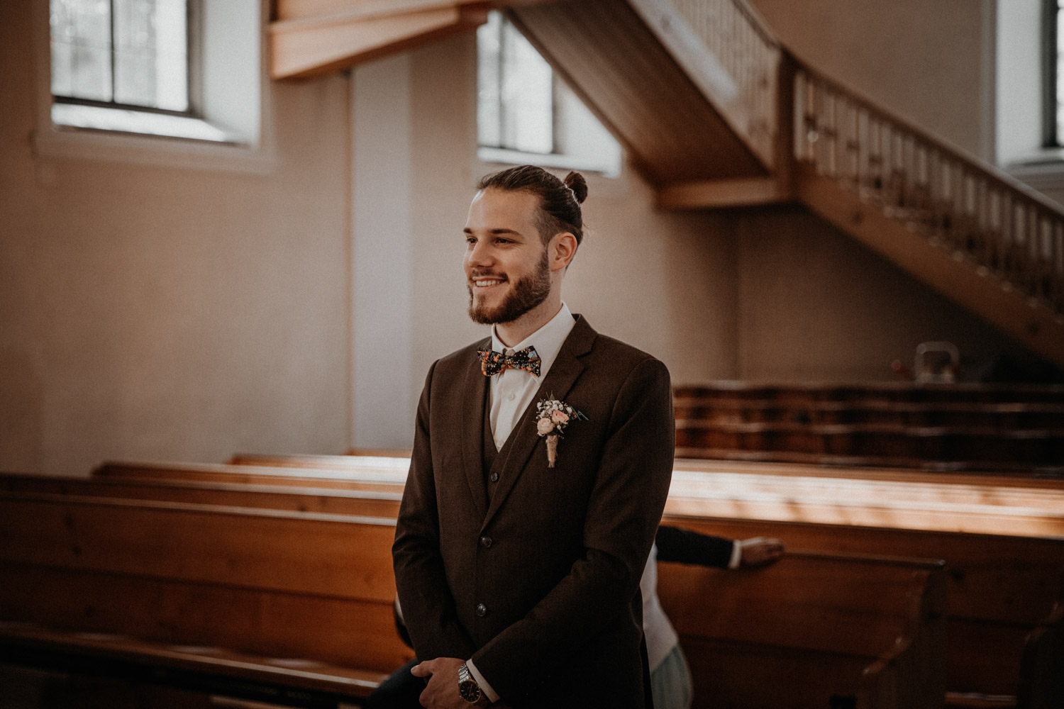 groom wedding photographer switzerland