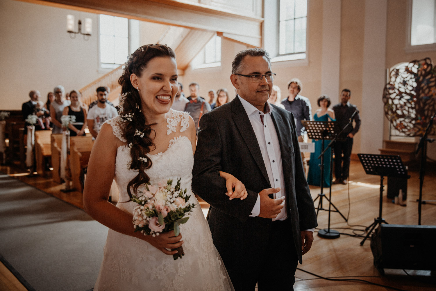 bride father wedding photographer switzerland