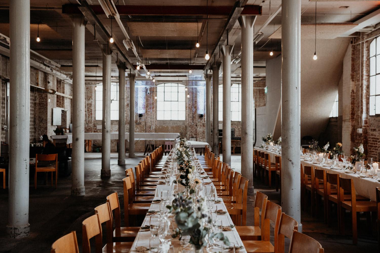 Industrial Vintage Hochzeit in Basel Hochzeitsfotografin Schweiz Tonwerk Lausen Industrial Location Schweiz