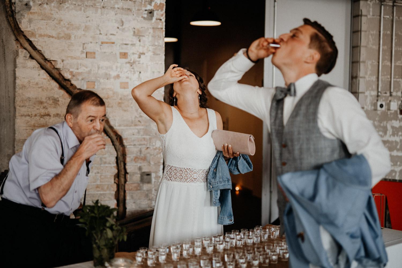 Vintage Industrial Bohemian Wedding in Switzerland wedding photographer elopement photographer location Tonwerk Lausen