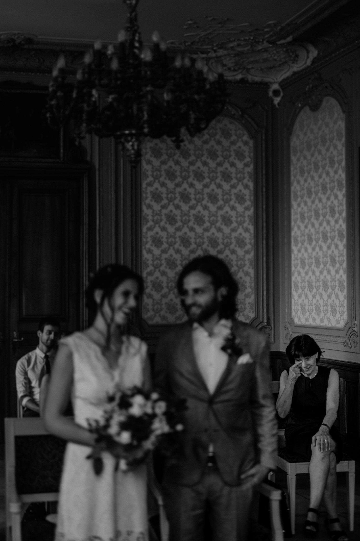 Wedding photographer switzerland basel natural unposed civil wedding old town Basel Minster couple shoot bohemian style documentary